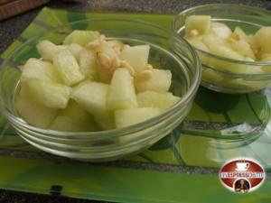 EinEspressoBitte e il Melone marinato all'aglio