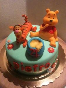 Winnie Pooh by Pan di Zenzero!