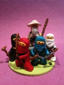 Ninja Go by Pan di Zenzero!