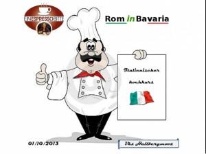 EinEspressoBitte Corso di Cucina!