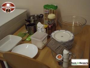 EinEspressoBitte e il suo primo corso di cucina!