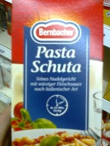 """Peace, love & Pasta """"shuta"""" a tutti!"""