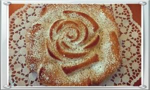 La torta all'acqua di Roberta!