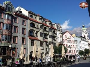 In centro a Innsbruck!