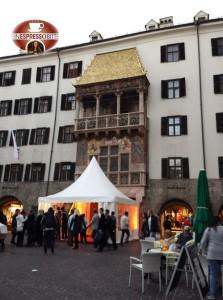 Il tettuccio d´oro a Innsbruck!