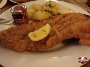 Wiener Schnitzel a Innsbruck!