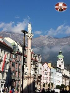 Marien Platz Innsbruck!